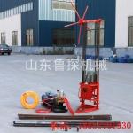 两相电小型轻便岩芯钻机QZ-1A浅层取样钻机