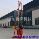 轻便取样钻机QZ-2CS小型地质钻探机带卷扬机