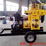 地质勘察钻机XYX-200轮式液压岩芯钻机