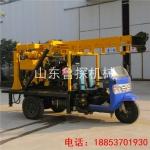 三轮车载岩芯勘探钻机XYC-200A液压取样钻机
