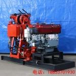液压地质勘探钻机XY-100工程取芯水钻机