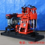 地质150高速岩心钻机 百米工程液压取样钻机