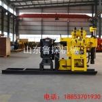 130型百米钻机 液压工程勘探钻机 20马力柴油机效率高