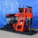 全自動液壓打井機成套設備XY-150型高速機石頭水井鉆機