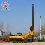 大型打樁機 履帶式22米方桿旋挖鉆機 旋挖機 打樁深效率快