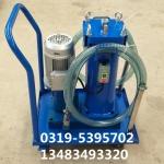 廠家直銷LUCD-40/63/100液壓濾油車 濾油機 加油