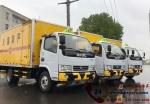 東風多利卡4.2米爆破器材運輸車 D6型藍牌爆破車生產廠家