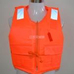 艾威瑞供应带口哨重量轻水上救援 防汛 漂流86-5工作救生服