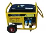 风冷250A汽油氩弧焊发电焊机