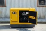 30kw靜音柴油永磁發電機特點及危險