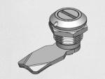 电器柜锁MS705-8G 圆柱锁