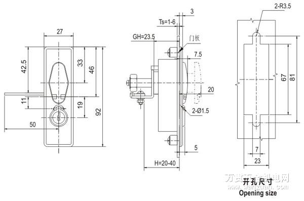 xbdq一l150配电柜电路图