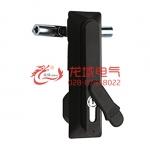 海坦门锁电气柜门锁 MS100平面锁