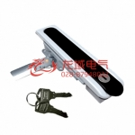 海坦门锁配电箱锁MS6015Z-1-3平面锁