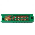 FJ6/JHD-1/d单极六表户接线端子