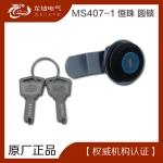 MS407-1 恒珠 开关柜门锁 圆锁