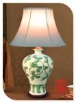 景德镇陶瓷灯饰灯具 仿古吸顶灯 客厅灯餐厅灯 订做