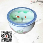 陶瓷大缸定做 开业礼品陶瓷大缸厂家图片