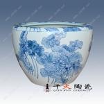 1米陶瓷米缸 陶瓷大缸定制厂家