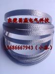 不锈钢编织带,白扁耐高温不锈钢丝编织带规格