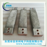 3000A镀锡铜辫子软连接  多股镀锡铜导电带工艺
