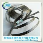 霍山多用途不锈钢耐高温编织带结构