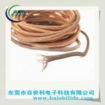 金寨銅屏蔽網套、鍍錫銅網套規格定制