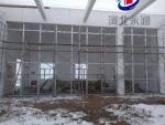 青岛永润防爆墙泄爆墙生产安装厂家