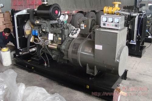 柴油发电机组-强辉发电机150kw-潍柴6110-6113发动机