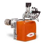 西南百得 BTG-20ME短短比例调节式燃气燃烧器