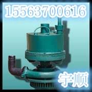 风动涡轮污水泵厂山东FQW25-50风动涡轮污水泵