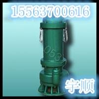 BQS15-30/4矿用排沙泵厂隔爆4KWBQS排污电泵