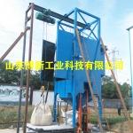 生物肥吨袋破袋机、吨包拆包机运行可靠