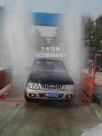 运城市建筑工地全自动洗车机 工程车辆洗轮机厂家