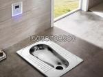 移动厕所用不锈钢蹲便 普通水冲蹲便器 畅销款