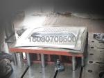 野外营房用不锈钢蹲便 焊接工艺 1.2板材