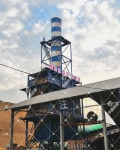新鄉濕式靜電除塵器 濕電陽極管 陰極線中基環保