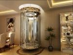 天津别墅电梯家用小电梯观光电梯支持定制
