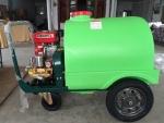 手推式动力园林喷雾器 树木打药机 汽油喷雾机