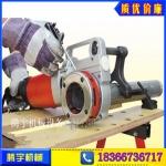 腾宇供应手持式电动套丝机 套丝切管机 2寸套丝机图片
