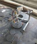 供应DC2-1000切圆机 割圆机 火焰切割圆机 半自动割圆