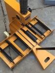 厂家直销加气砖切砖机/切砖机价格/手动切砖图片
