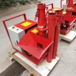 供應二次構造澆注機 二次構造柱泵 上料機廠家