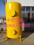 沼气脱硫器的维护和保养