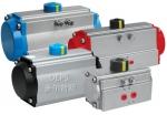 AT型气动双作用执行器 单作用气动执行机构专用气动装置