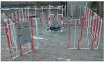 北京国电有限空间专用井口安全爬梯