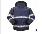 雷克蘭AF102阻燃抗靜電防寒服總代