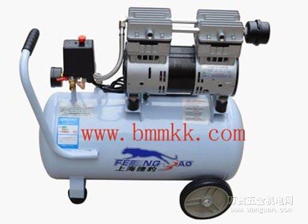 广州无油静音空气压缩机