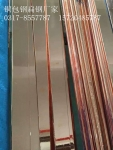 供應珠海銅包鋼扁鋼 銅包鋼扁鋼生產基地