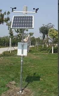 專業制造小型光伏自動氣象站